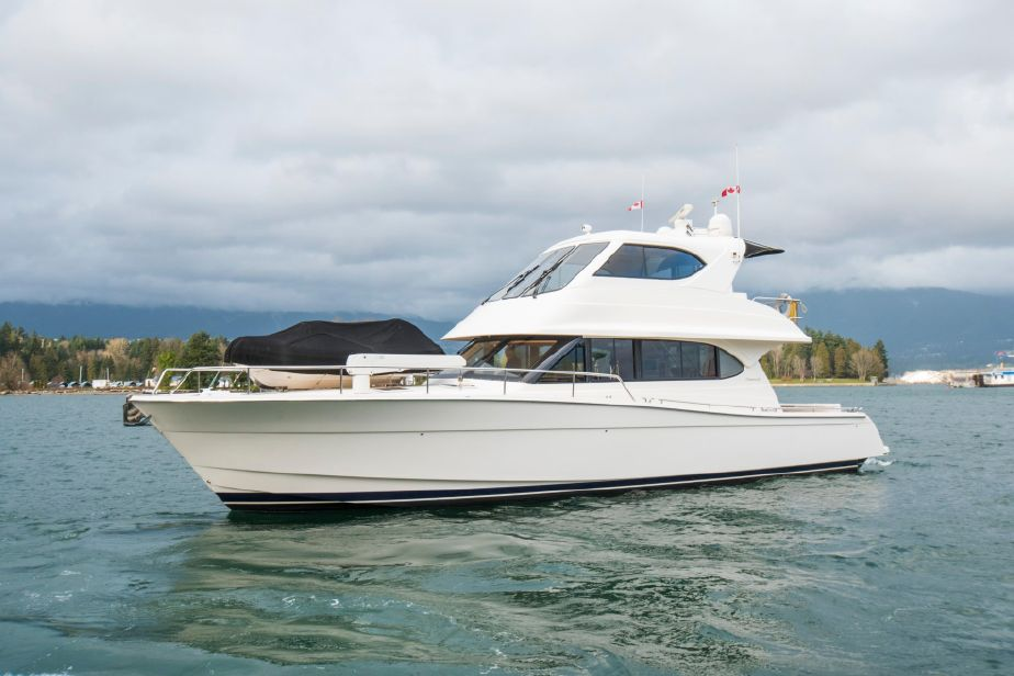Featured Boat:  2007 52´ Maritimo